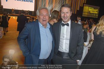 Sporthilfe Sportler des Jahres Gala - Marx Halle - Mi 31.10.2018 - Franco FODA, Wolfgang FELLNER96