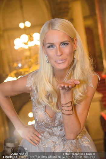 Life goes on Gala - Rathaus Wien - Sa 03.11.2018 - Anne Kathrin KOSCH (Portrait)5