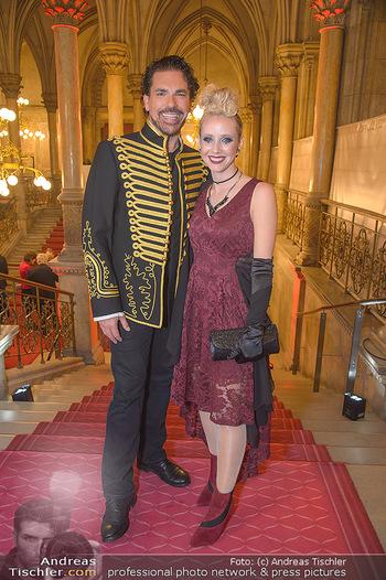 Life goes on Gala - Rathaus Wien - Sa 03.11.2018 - Rebecca RAPP, Laszlo MALECZKY13