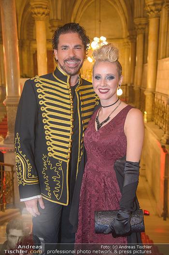 Life goes on Gala - Rathaus Wien - Sa 03.11.2018 - Rebecca RAPP, Laszlo MALECZKY14