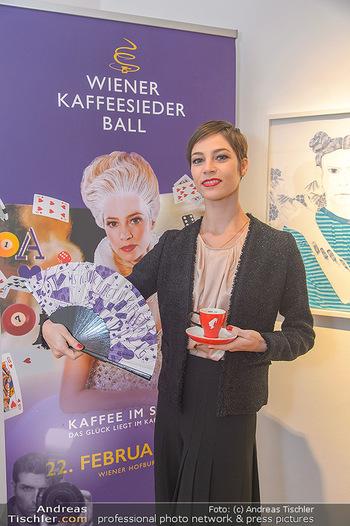 Meinl Fächerpräsentation - Galerie Ernst Hilger - Di 06.11.2018 - Maria YAKOVLEVA13