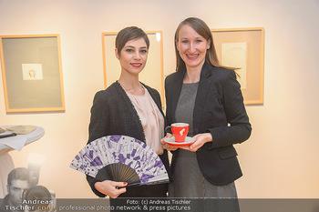 Meinl Fächerpräsentation - Galerie Ernst Hilger - Di 06.11.2018 - Maria YAKOVLEVA,  Tanja FALTER32