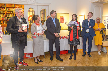 Meinl Fächerpräsentation - Galerie Ernst Hilger - Di 06.11.2018 - 41