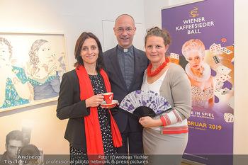 Meinl Fächerpräsentation - Galerie Ernst Hilger - Di 06.11.2018 - Renata PETOVSKA, Anna KARNITSCHER, Toni FABER47