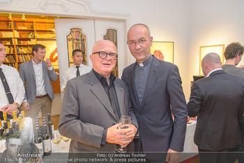 Meinl Fächerpräsentation - Galerie Ernst Hilger - Di 06.11.2018 - Ernst HILGER, Toni FABER61