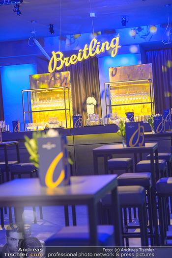 Breitling Premier Kollektion Präsentation - Palais Wertheim - Mi 07.11.2018 - 3