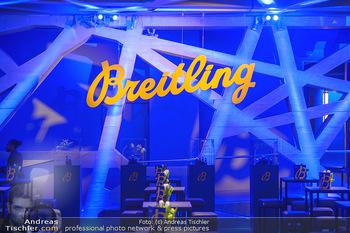 Breitling Premier Kollektion Präsentation - Palais Wertheim - Mi 07.11.2018 - 7