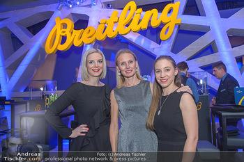 Breitling Premier Kollektion Präsentation - Palais Wertheim - Mi 07.11.2018 - 14