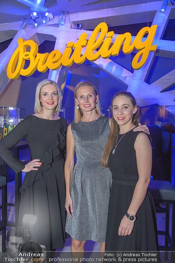 Breitling Premier Kollektion Präsentation - Palais Wertheim - Mi 07.11.2018 - 15