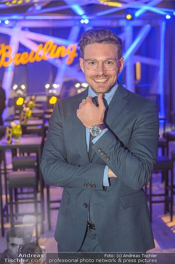 Breitling Premier Kollektion Präsentation - Palais Wertheim - Mi 07.11.2018 - Jakob GLANZNER22