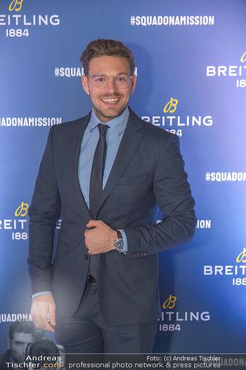 Breitling Premier Kollektion Präsentation - Palais Wertheim - Mi 07.11.2018 - Jakob GLANZNER25