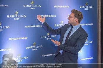 Breitling Premier Kollektion Präsentation - Palais Wertheim - Mi 07.11.2018 - Jakob GLANZNER26