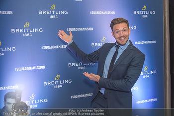 Breitling Premier Kollektion Präsentation - Palais Wertheim - Mi 07.11.2018 - Jakob GLANZNER27
