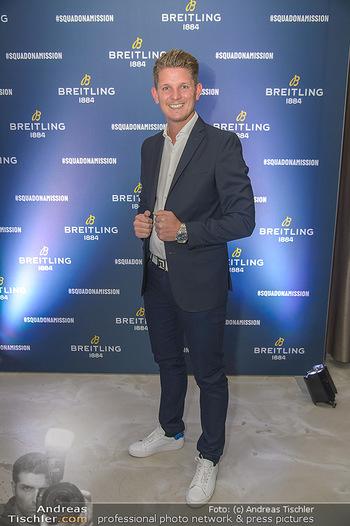 Breitling Premier Kollektion Präsentation - Palais Wertheim - Mi 07.11.2018 - Thomas MORGENSTERN30