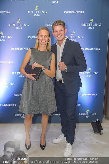 Breitling Premier Kollektion Präsentation - Palais Wertheim - Mi 07.11.2018 - 31