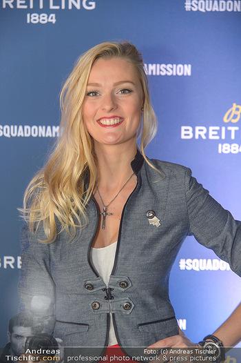 Breitling Premier Kollektion Präsentation - Palais Wertheim - Mi 07.11.2018 - Miriam HÖLLER (Portrait)36