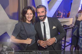Breitling Premier Kollektion Präsentation - Palais Wertheim - Mi 07.11.2018 - Anelia PESCHEV, Mauro John MALOBERTI41
