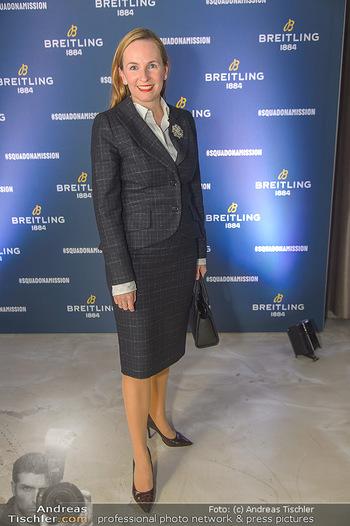 Breitling Premier Kollektion Präsentation - Palais Wertheim - Mi 07.11.2018 - Maria GROßBAUER43
