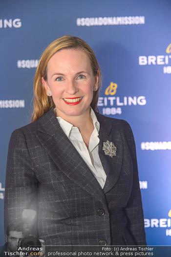 Breitling Premier Kollektion Präsentation - Palais Wertheim - Mi 07.11.2018 - Maria GROßBAUER (Portrait)44