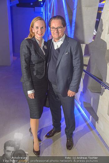Breitling Premier Kollektion Präsentation - Palais Wertheim - Mi 07.11.2018 - Maria und Andreas GROßBAUER GROSSBAUER46