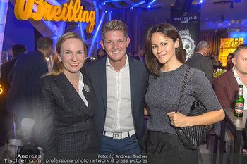 Breitling Premier Kollektion Präsentation - Palais Wertheim - Mi 07.11.2018 - Anelia PESCHEV, Maria GROßBAUER GROSSBAUER, Thomas MORGENSTERN49