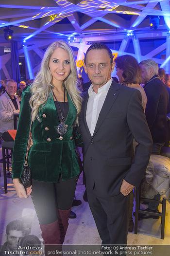 Breitling Premier Kollektion Präsentation - Palais Wertheim - Mi 07.11.2018 - Heimo TURIN, Beatrice KÖRMER52