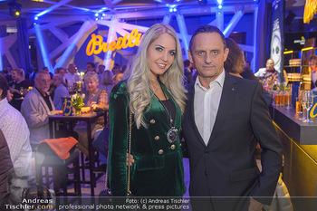 Breitling Premier Kollektion Präsentation - Palais Wertheim - Mi 07.11.2018 - Heimo TURIN, Beatrice KÖRMER53