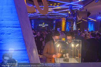 Breitling Premier Kollektion Präsentation - Palais Wertheim - Mi 07.11.2018 - 54