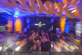 Breitling Premier Kollektion Präsentation - Palais Wertheim - Mi 07.11.2018 - 56
