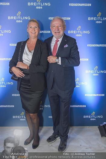 Breitling Premier Kollektion Präsentation - Palais Wertheim - Mi 07.11.2018 - 58