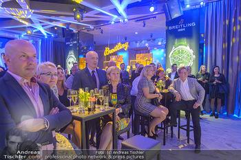 Breitling Premier Kollektion Präsentation - Palais Wertheim - Mi 07.11.2018 - 61