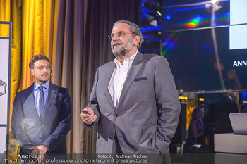 Breitling Premier Kollektion Präsentation - Palais Wertheim - Mi 07.11.2018 - 66