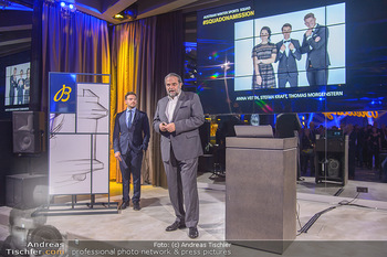 Breitling Premier Kollektion Präsentation - Palais Wertheim - Mi 07.11.2018 - 68