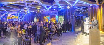 Breitling Premier Kollektion Präsentation - Palais Wertheim - Mi 07.11.2018 - 70