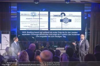 Breitling Premier Kollektion Präsentation - Palais Wertheim - Mi 07.11.2018 - 71