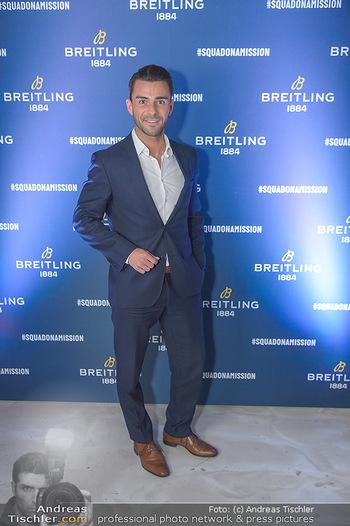 Breitling Premier Kollektion Präsentation - Palais Wertheim - Mi 07.11.2018 - Ferry PTACEK73