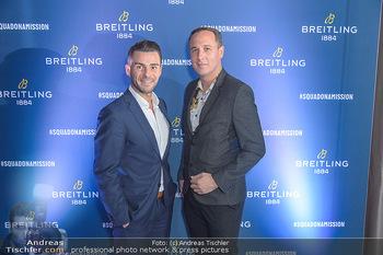 Breitling Premier Kollektion Präsentation - Palais Wertheim - Mi 07.11.2018 - 74