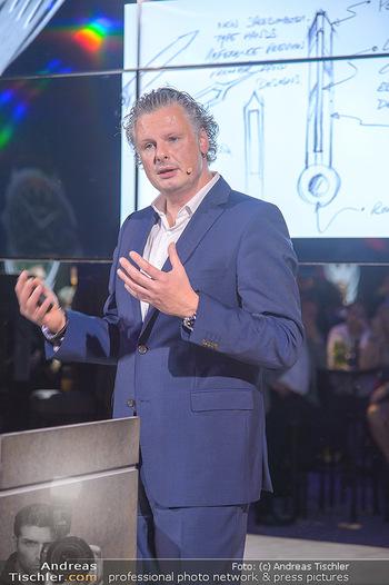 Breitling Premier Kollektion Präsentation - Palais Wertheim - Mi 07.11.2018 - 77