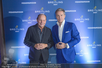 Breitling Premier Kollektion Präsentation - Palais Wertheim - Mi 07.11.2018 - 84