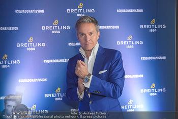 Breitling Premier Kollektion Präsentation - Palais Wertheim - Mi 07.11.2018 - Alfons HAIDER85