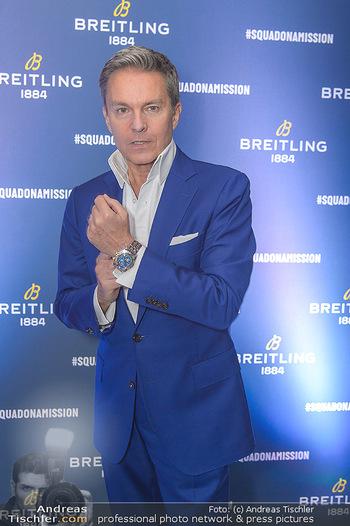 Breitling Premier Kollektion Präsentation - Palais Wertheim - Mi 07.11.2018 - Alfons HAIDER86