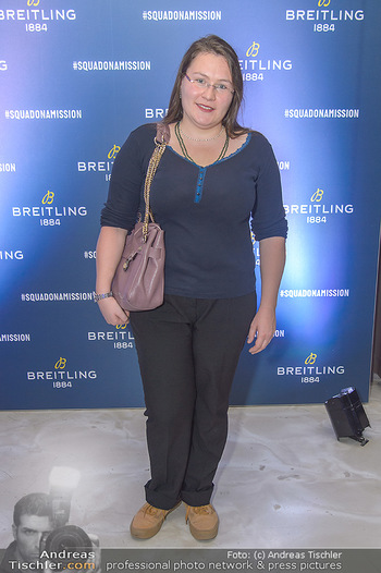 Breitling Premier Kollektion Präsentation - Palais Wertheim - Mi 07.11.2018 - 91