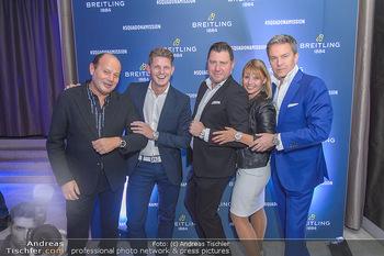 Breitling Premier Kollektion Präsentation - Palais Wertheim - Mi 07.11.2018 - 92