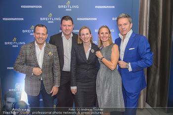 Breitling Premier Kollektion Präsentation - Palais Wertheim - Mi 07.11.2018 - 95