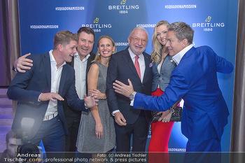 Breitling Premier Kollektion Präsentation - Palais Wertheim - Mi 07.11.2018 - 96