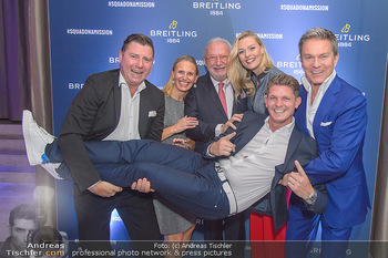Breitling Premier Kollektion Präsentation - Palais Wertheim - Mi 07.11.2018 - 97
