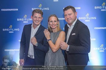 Breitling Premier Kollektion Präsentation - Palais Wertheim - Mi 07.11.2018 - 98