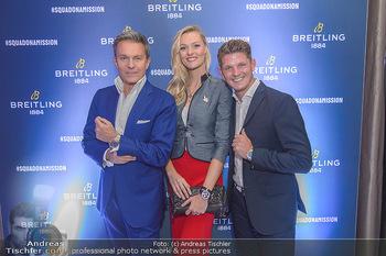 Breitling Premier Kollektion Präsentation - Palais Wertheim - Mi 07.11.2018 - Alfons HAIDER, Thomas MORGENSTERN, Miriam HÖLLER100