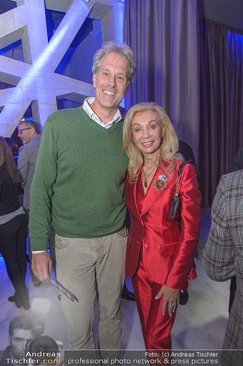 Breitling Premier Kollektion Präsentation - Palais Wertheim - Mi 07.11.2018 - Oliver STAMM, Elisabeth HIMMER-HIRNIGEL105