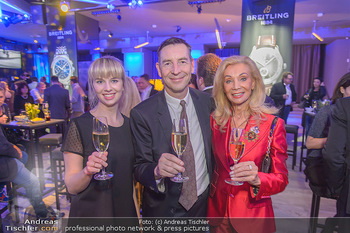 Breitling Premier Kollektion Präsentation - Palais Wertheim - Mi 07.11.2018 - 108